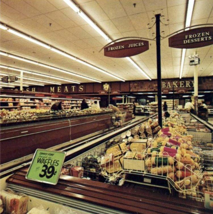 Fazio-Fisher-Dominicks 70s supermarket - 1971 - 13-003