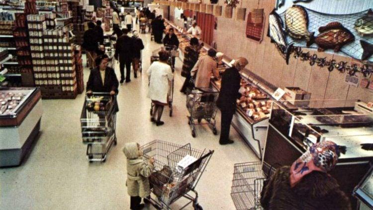 Fazio-Fisher-Dominicks 70s supermarket - 1971 - 5-001