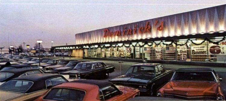 Fazio-Fisher-Dominicks 70s supermarket - 1971 - 5-002