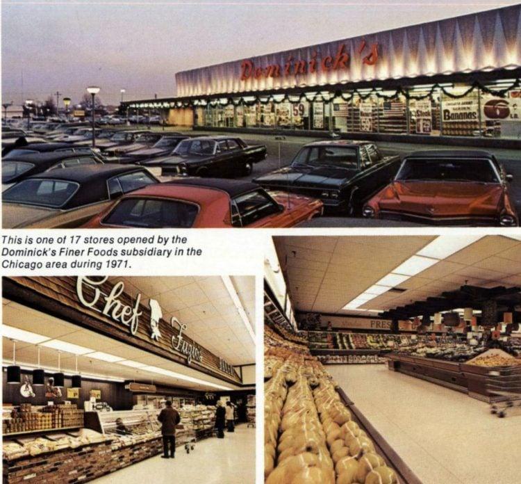Fazio-Fisher-Dominicks 70s supermarket - 1971 - 5