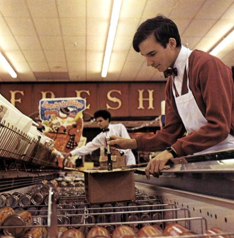 Fazio-Fisher-Dominicks 70s supermarket - 1973 - 12