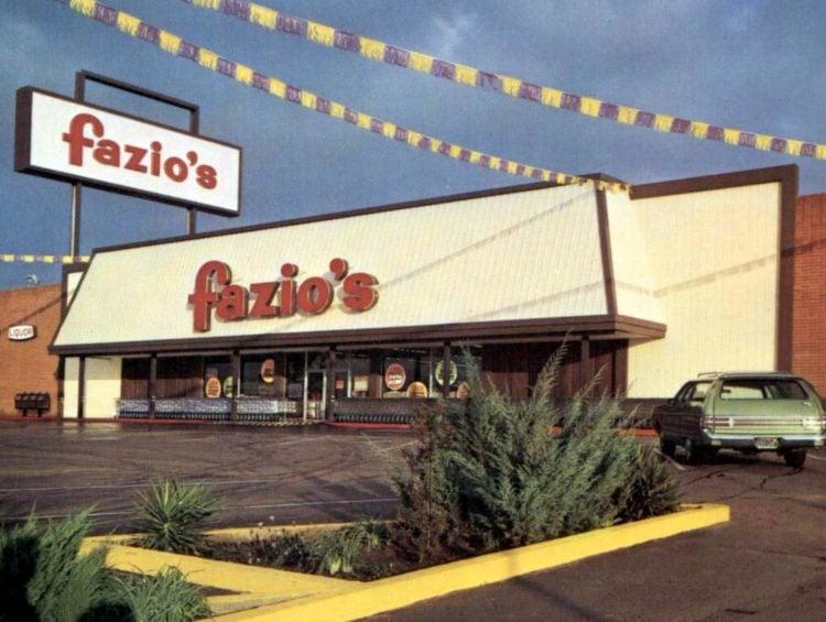 Fazio-Fisher-Dominicks 70s supermarket - 1973 - 6-001