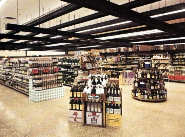 Fazio-Fisher-Dominicks 70s supermarket - 1973 - 6