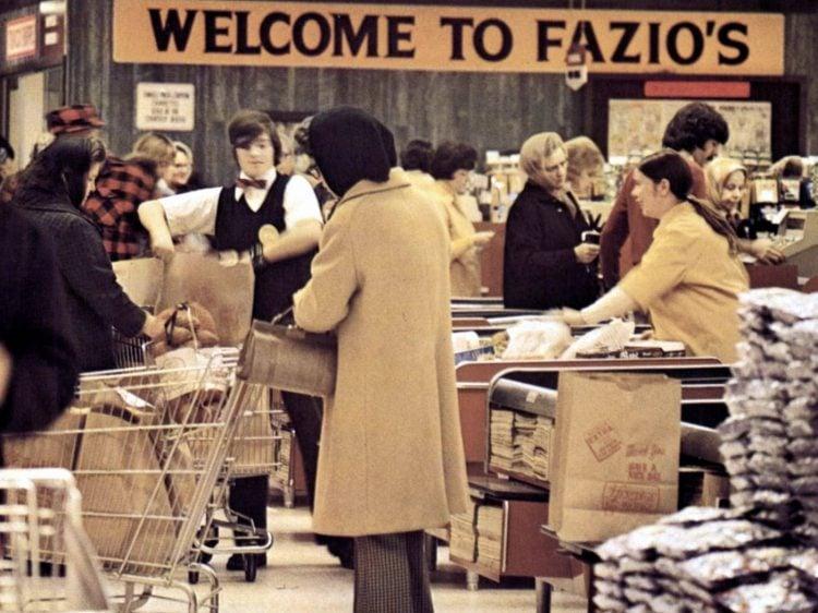 Fazio-Fisher-Dominicks 70s supermarket - 1973 - 7