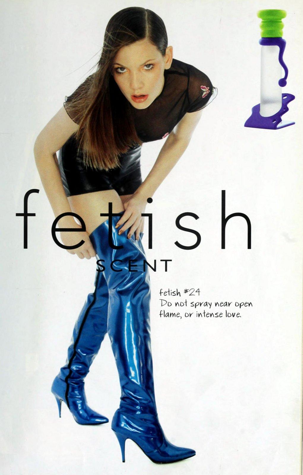 Fetish scent perfume (1997) at ClickAmericana com