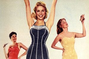 Fifties weight loss and miracle diets