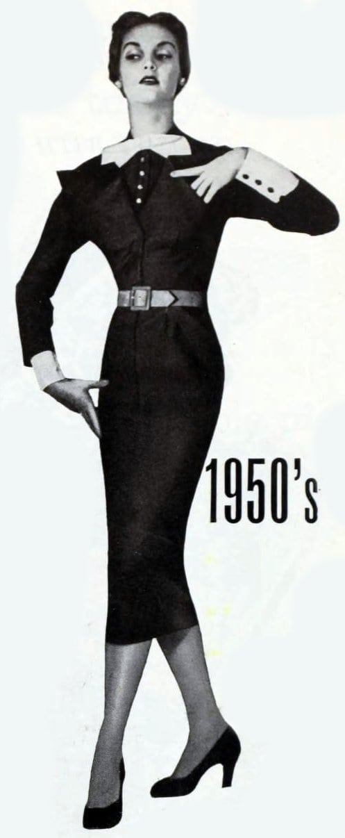 Figure of the 1950s