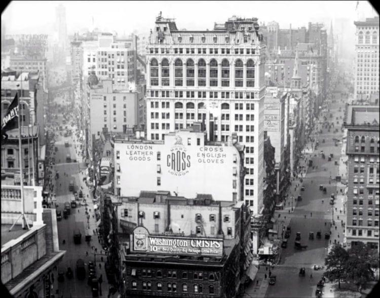 New York in 1911 - Lower Manhattan