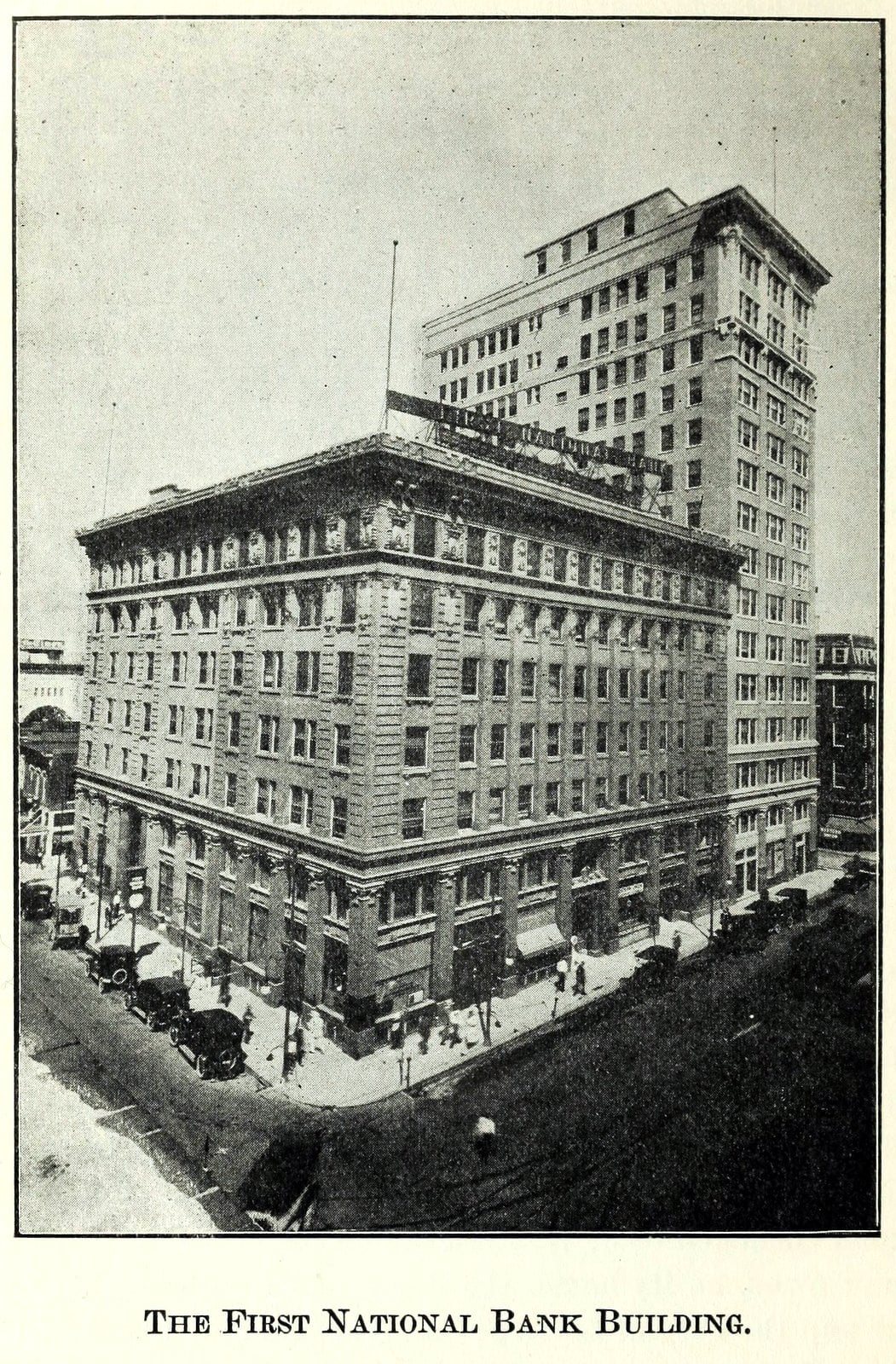 First National Bank Building in El Paso Texas (1923)