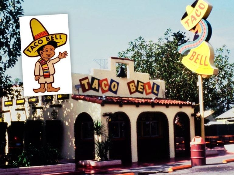 First Taco Bell store