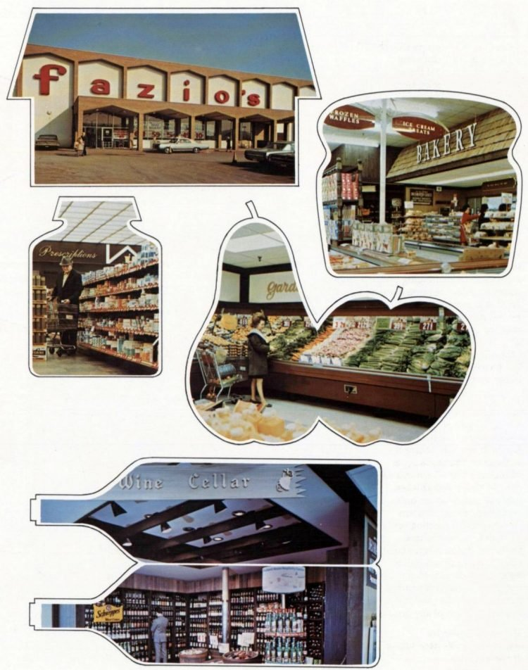 Fisher Foods vintage grocery store - 1968 5