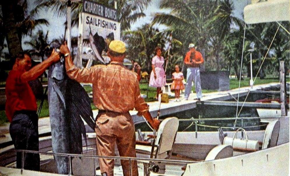 Fishing in old Florida (1961)