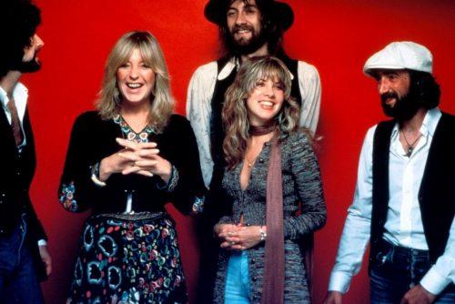 Fleetwood mac band 1970s