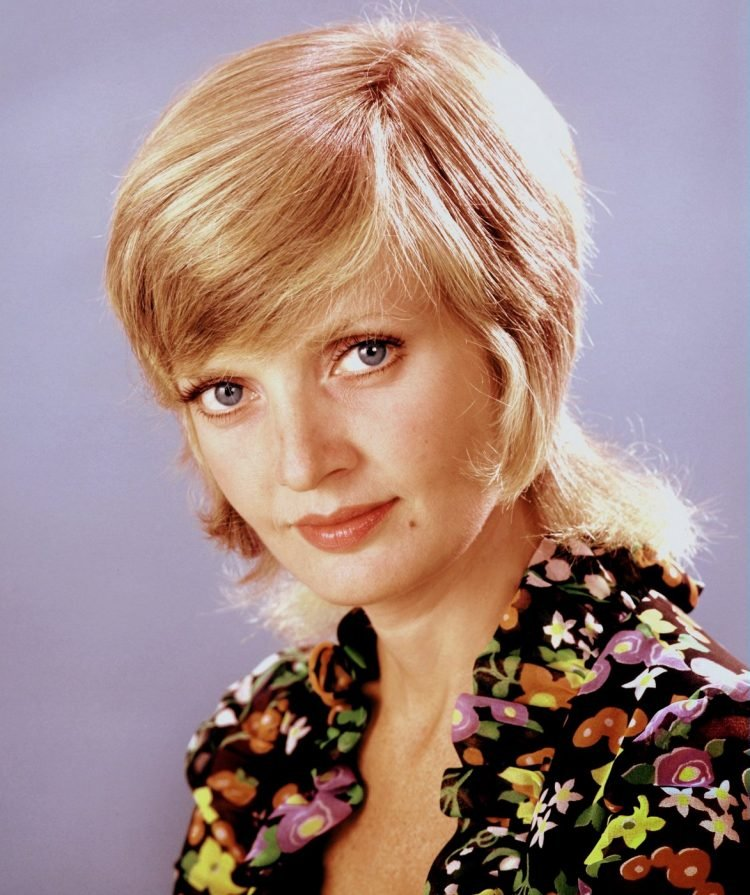 Florence Henderson - 1970s with Brady Bunch mom hair