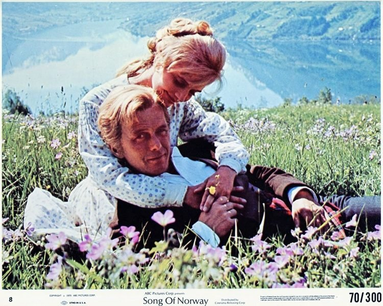 Florence Henderson in Song of Norway movie