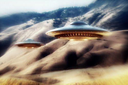 Unidentified Flying Object UFO