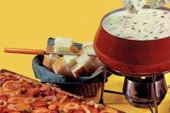Fondue recipes from 1968