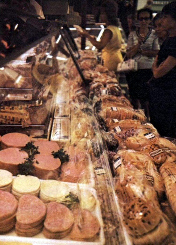 Food Fair retro grocery store - 1973 - 6