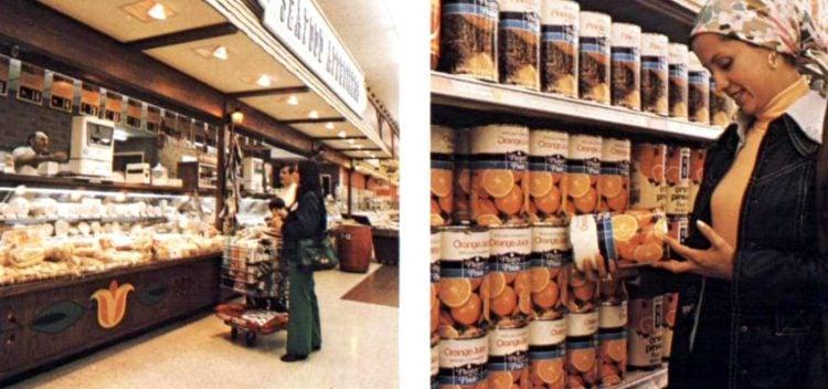 Food Fair retro grocery store - 1975 - 2-001