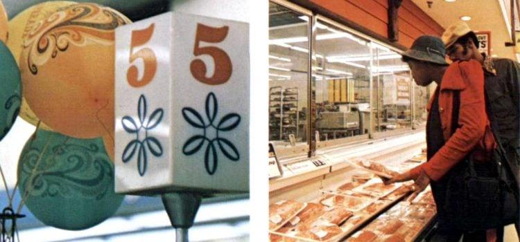 Food Fair retro grocery store - 1975 - 2-002