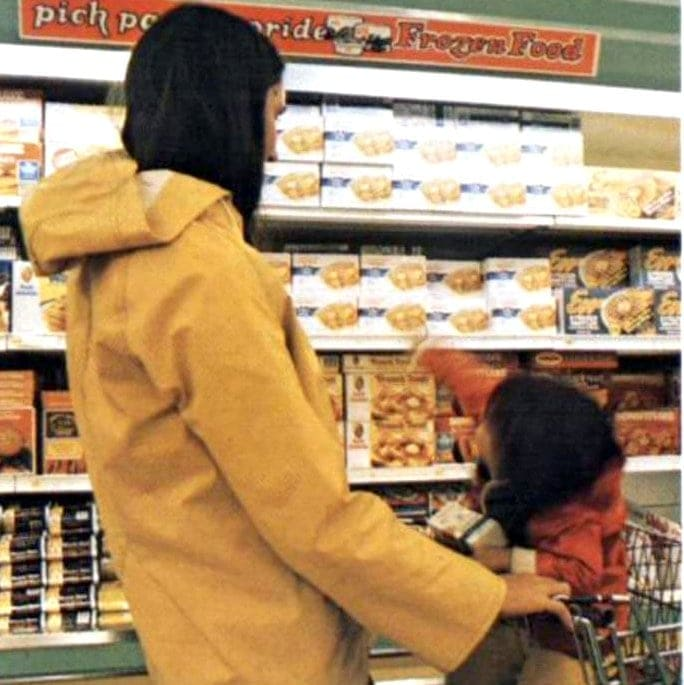 Food Fair retro grocery store - 1975 - 2
