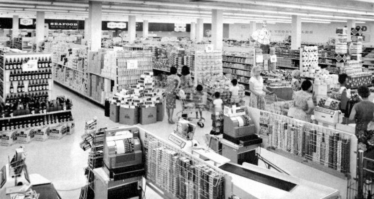 Food Fair vintage grocery store - 1963 16