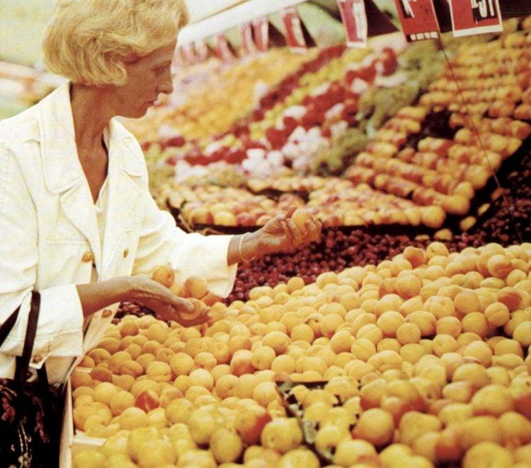Food Fair vintage grocery store - 1967 1