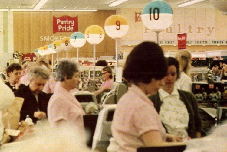 Food Fair vintage 1960s supermarkets - 1967 23