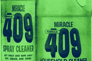 Formula 409 The 'miracle household cleaner' debuted in 1966