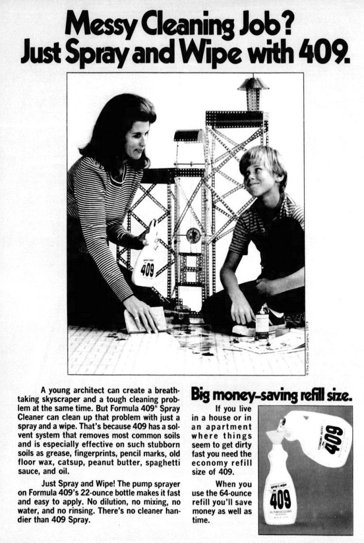Formula 409 cleaner 1974 (2)