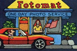 Fotomat photo drive-in 1972