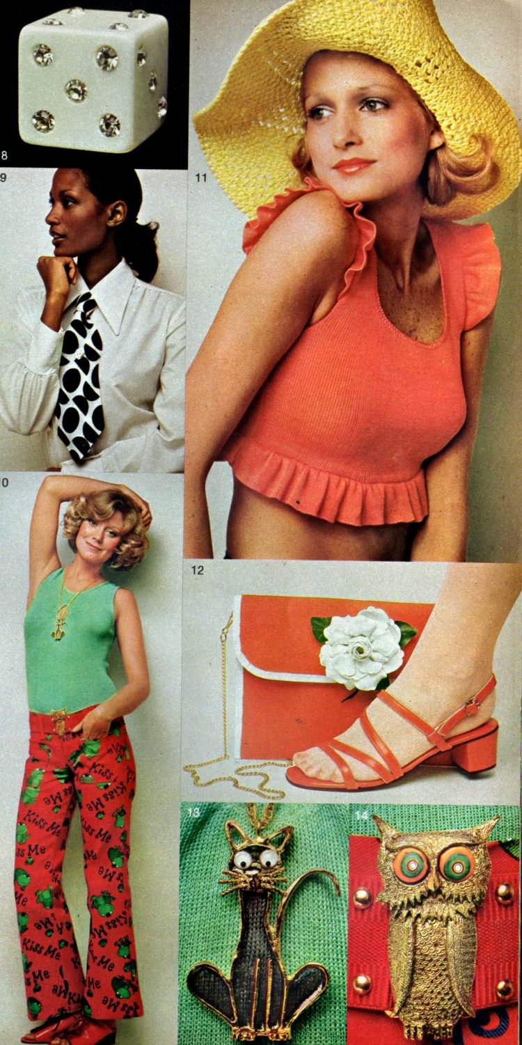 Foxy fashions and accessories for her from 1972 (2)