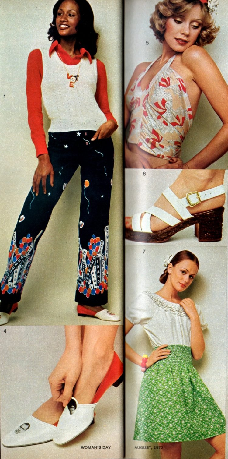 Foxy fashions and accessories for her from 1972 (3)