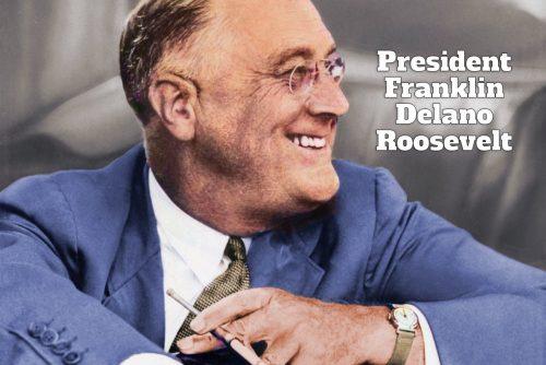Franklin Delano Roosevelt (1937)