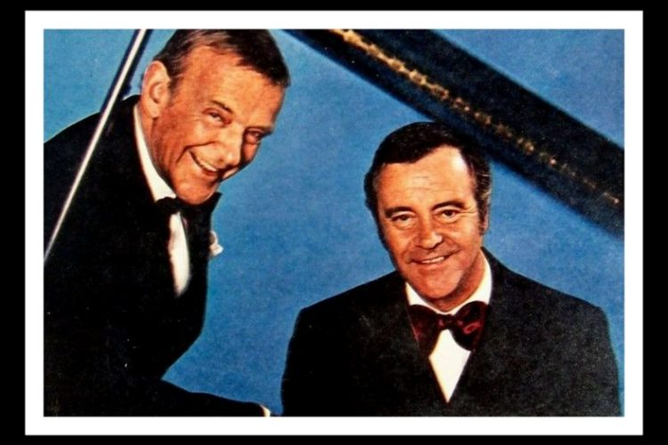 Fred Astaire & Jack Lemmon