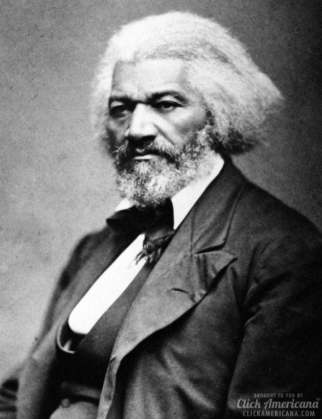 Who was Frederick Douglass? (1895)