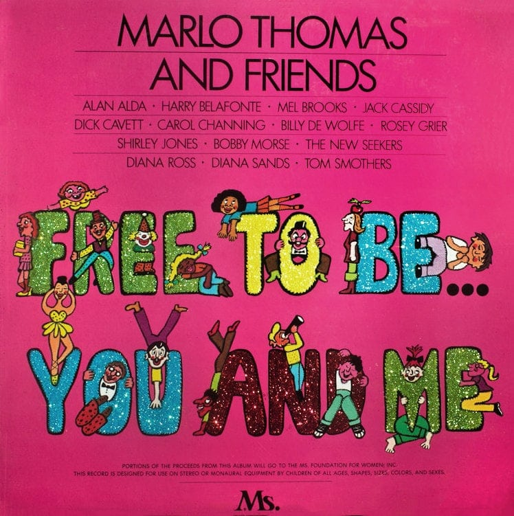 Free To Be You And Me album front cover