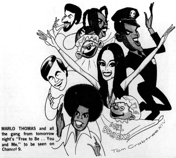 Free to Be...You and Me A one-of-a-kind, star-studded message to kids (1974)