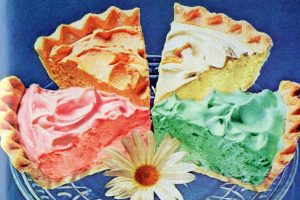 Frosty rainbow pies Homemade fruit sherbet-style desserts from the 70s (1)