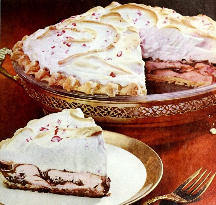 Fudge ribbon pie (1968)
