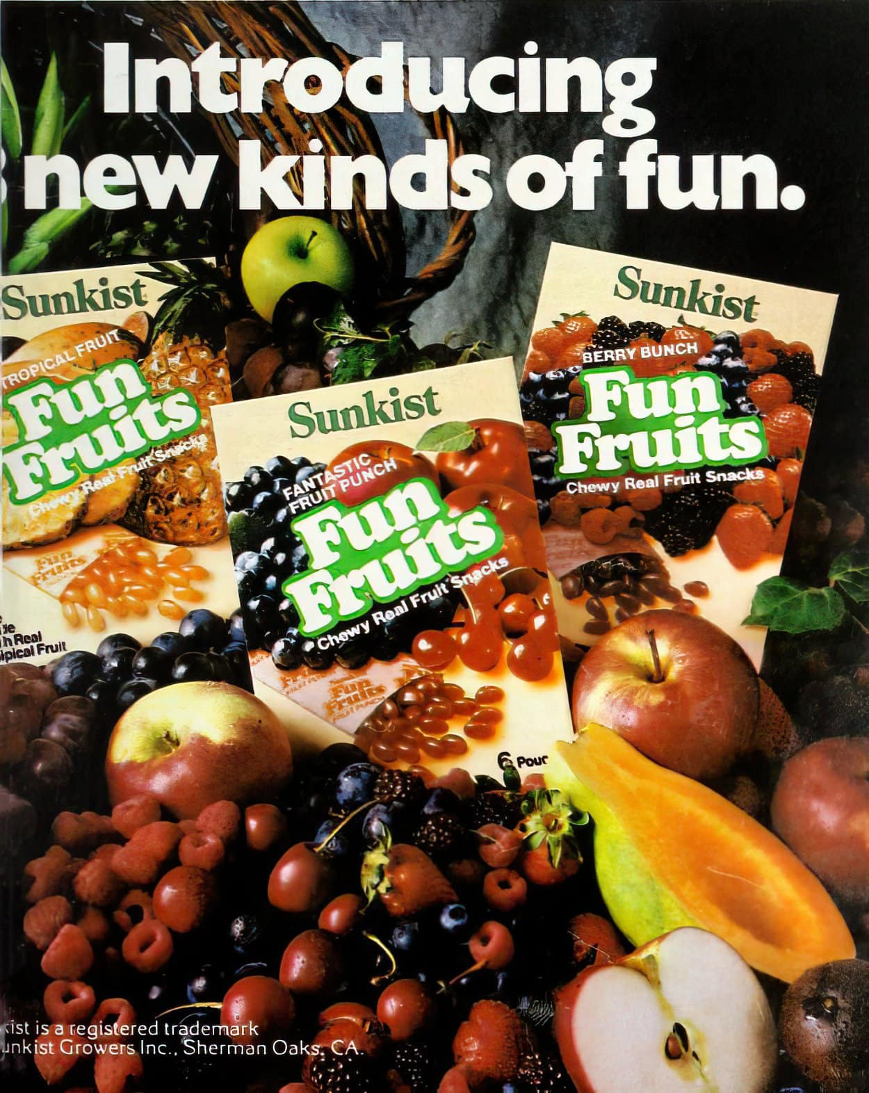 Fun Fruits (1986)