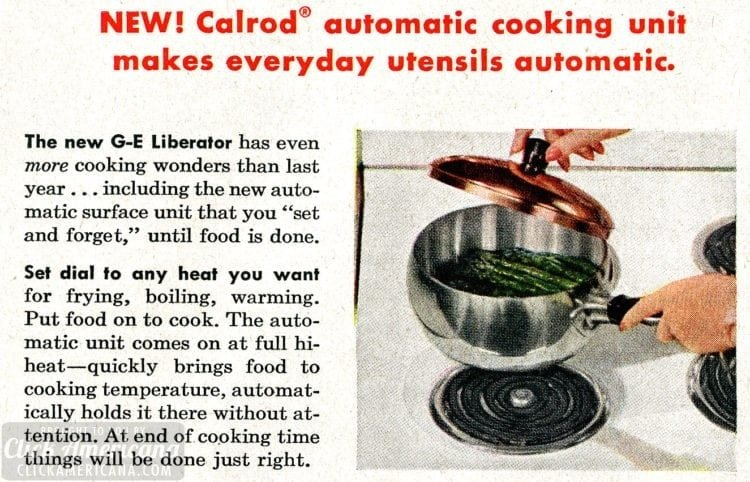 GE Deluxe Speed-Cooking ranges from 1955 (5)