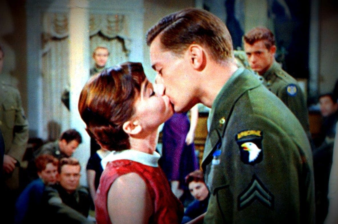 Gaby, the classic movie starring Leslie Caron and John Kerr (1956)