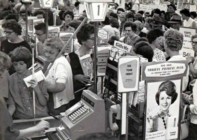 Gamble-Skogmo vintage grocery store - 1966 4