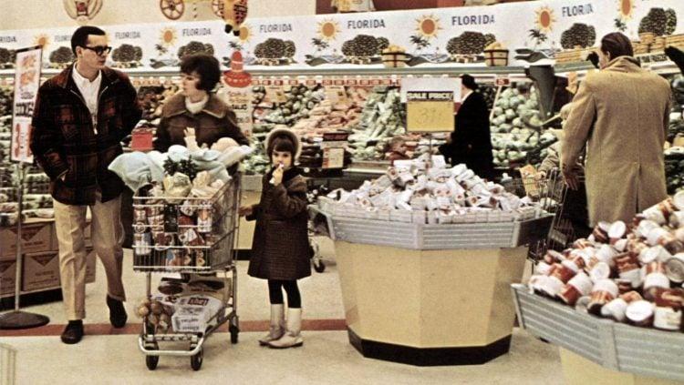 Gamble-Skogmo vintage grocery store - 1967 16