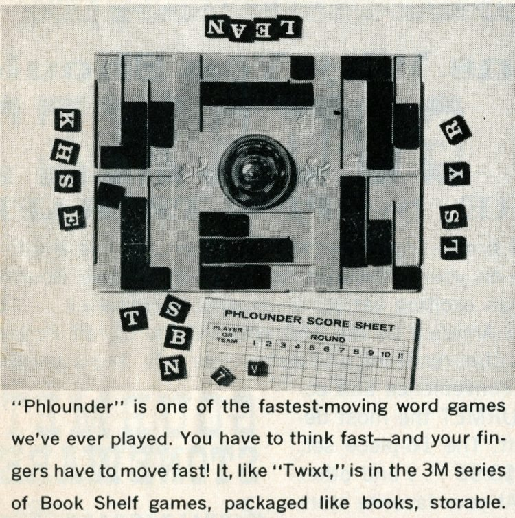 Games from the 1960s - Phlounder