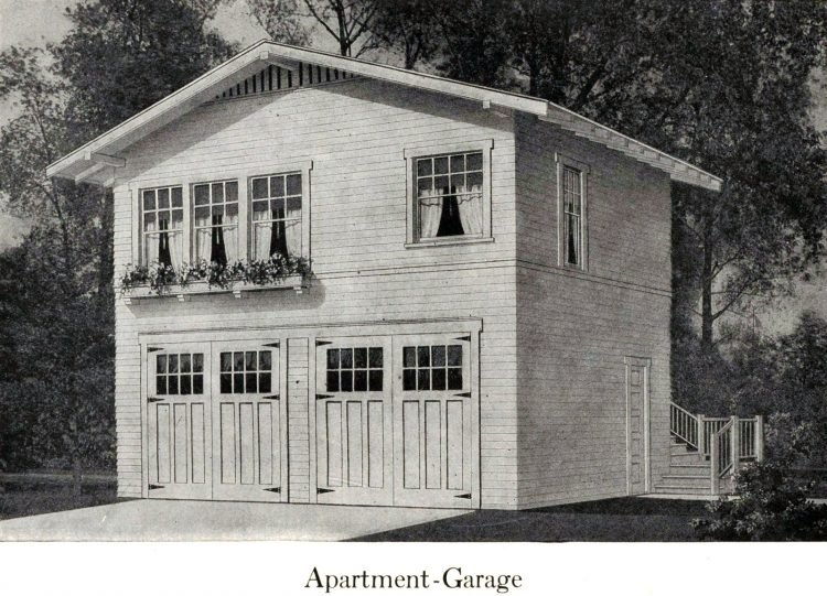 Garages from the 1920s (1)