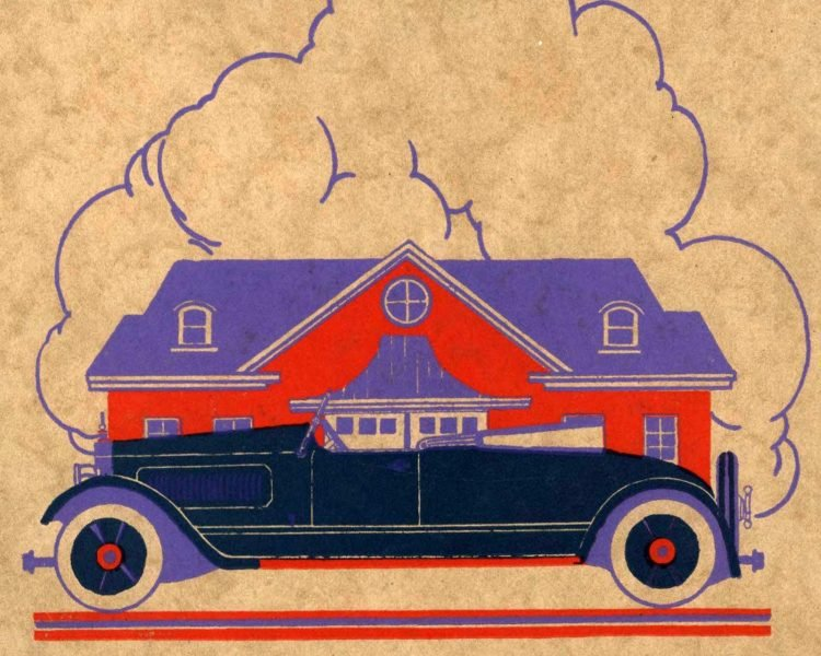 Garages from the 1920s (2)