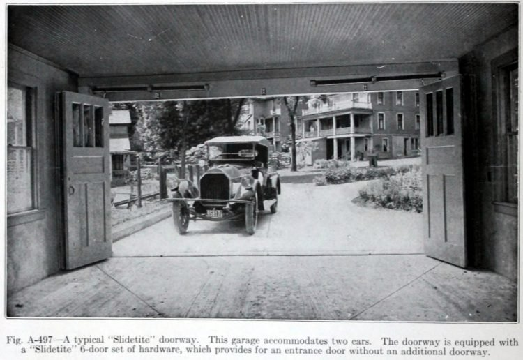 Garages from the 1920s (4)
