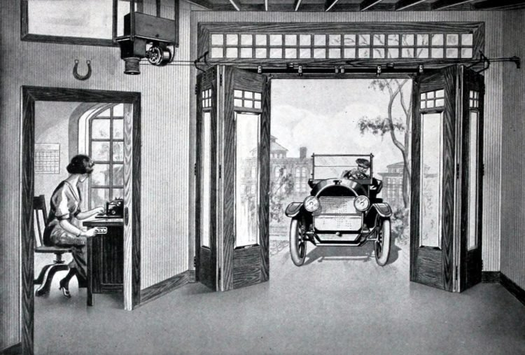 Garages from the 1920s (8)
